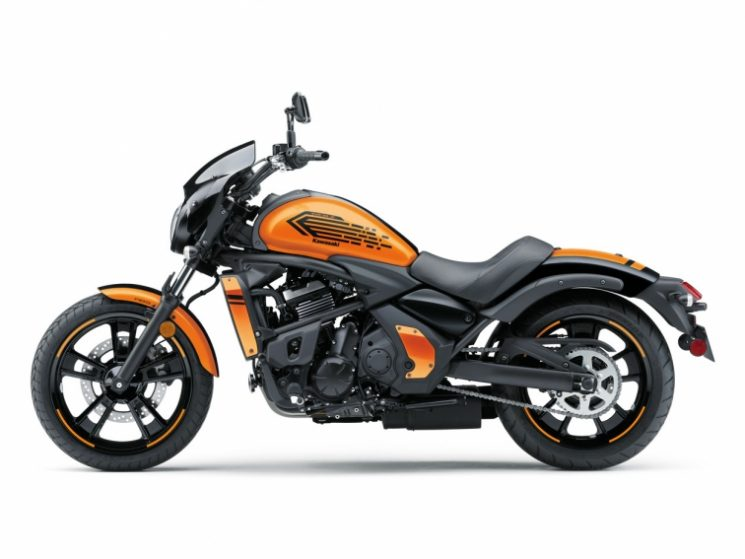 Kawasaki Vulcan S ABS Cafe Edition 2019