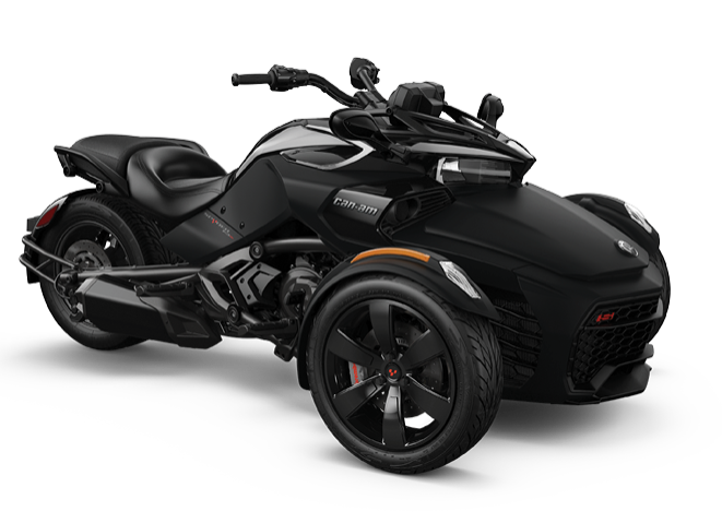 2019 Can-Am Spyder F3-S