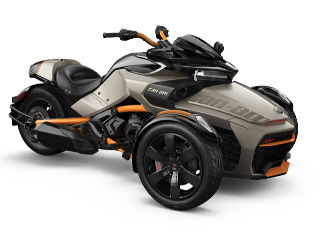 2019 Can-Am Spyder F3-S Special Series