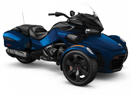 2019 Can-Am Spyder F3-T