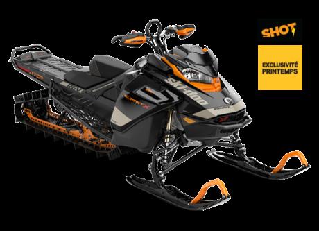 Ski-Doo SUMMIT X avec ensemble Expert 2020