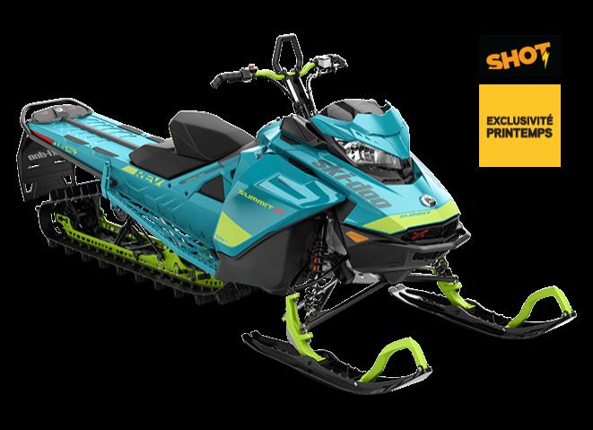 Ski-Doo Summit X 2020