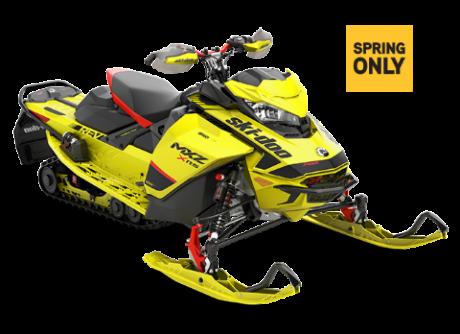 2020 Ski-Doo MXZ X-RS