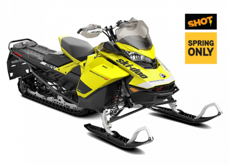 2020 Ski-Doo Backcountry X