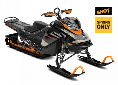 2020 Ski-Doo Summit X with Expert package