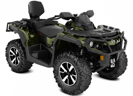 2020 Can-Am Outlander MAX LIMITED