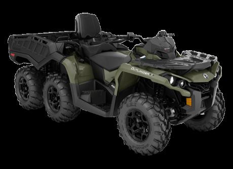 2020 Can-Am Outlander MAX 6x6 DPS