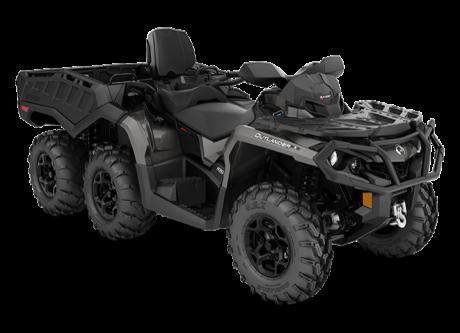 2020 Can-Am Outlander MAX 6x6 XT