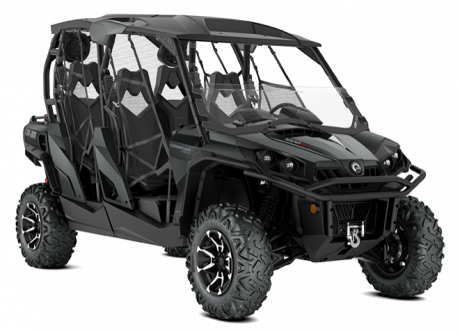 2020 Can-Am Commander MAX LIMITED