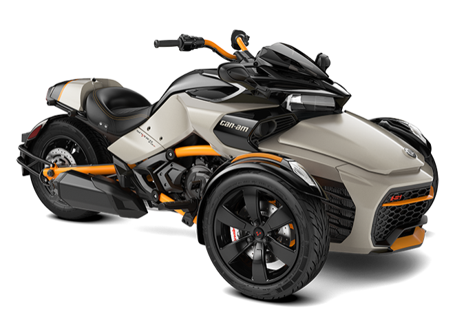 Can-Am Spyder F3-S Special Series 2020