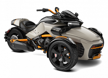 2020 Can-Am Spyder F3-S Special Series