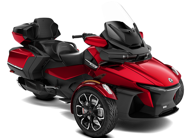 2020 CAN AM SPYDER RT - YouTube
