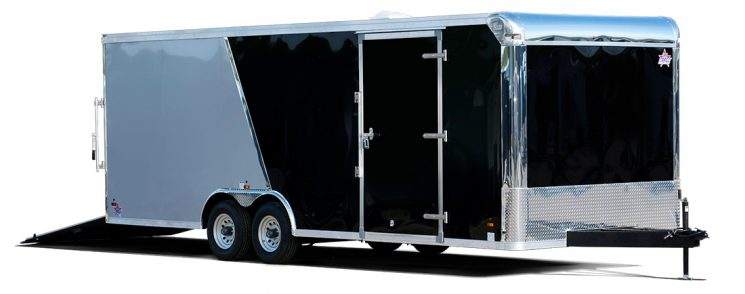 us_cargo PC Phantom Deluxe Racing Trailer