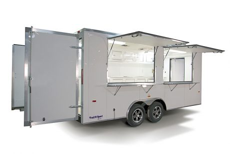 Haulin Concession Trailer