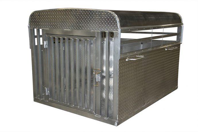US Cargo Livestock Truck Bed Box
