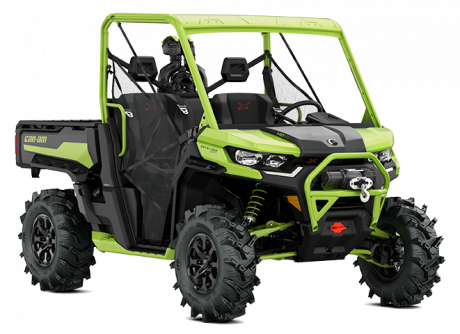 2021 Can-Am DEFENDER X MR