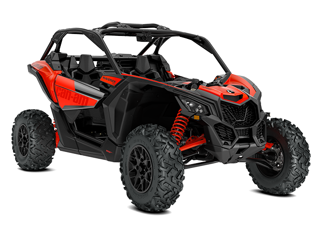 MAVERICK X3 DS TURBO 2021