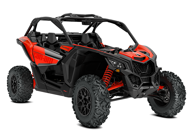 Can-Am MAVERICK X3 DS TURBO R 2021