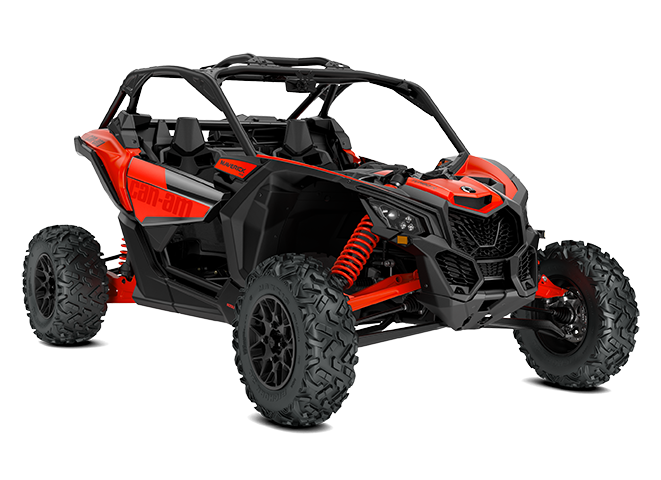MAVERICK X3 RS TURBO R 2021