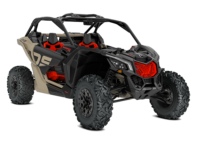 Can-Am MAVERICK X3 X DS TURBO RR 2021