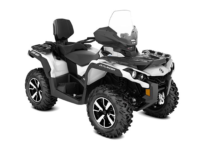 Can-Am OUTLANDER MAX NORTH EDITION 2021
