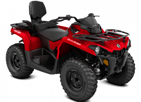 2021 Can-Am OUTLANDER MAX 450/570