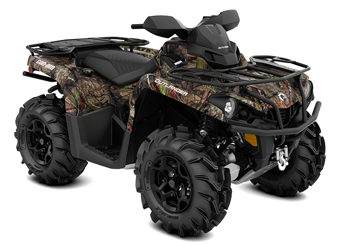 2021 Can-Am OUTLANDER MOSSY OAK EDITION 450/570
