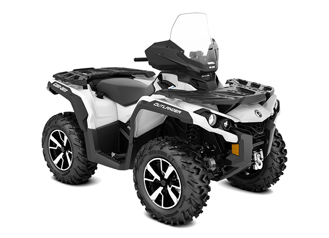 Can-Am OUTLANDER NORTH EDITION 2021