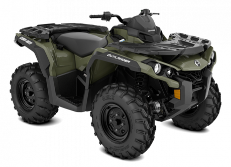 2021 Can-Am OUTLANDER