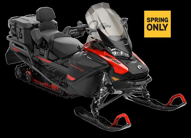2021 Ski-Doo EXPEDITION SE ROTAX 900 ACE Turbo