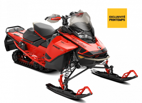 Ski-Doo MXZ X ROTAX 850 E-TEC 2021