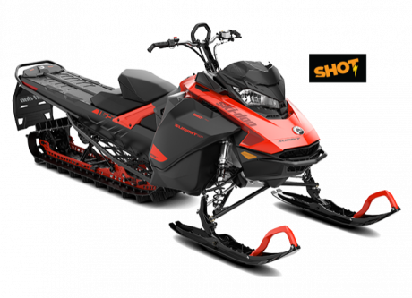 Ski-Doo SUMMIT SP ROTAX 850 E-TEC 2021