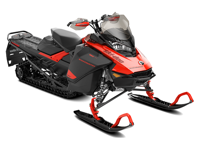 Ski-Doo BACKCOUNTRY ROTAX 850 E-TEC 2021