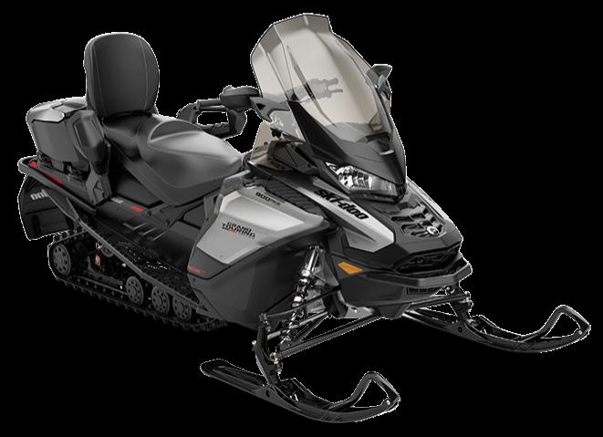 Ski-Doo GRAND TOURING LIMITED ROTAX 600R E-TEC 2021