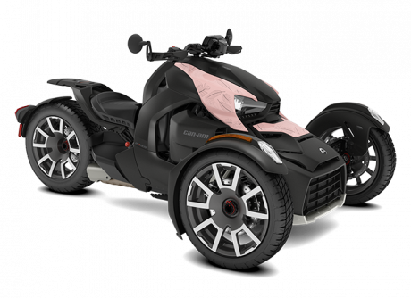 Can-Am RYKER RALLY EDITION 2021