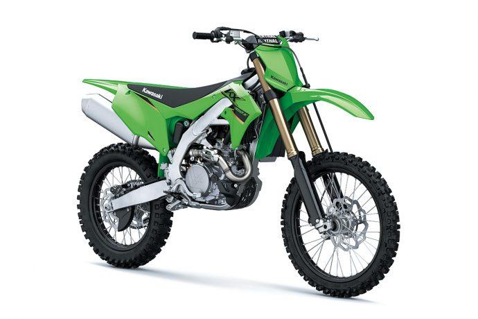 Kawasaki KX450X 2022