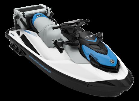 Sea-Doo FISHPRO SCOUT 130 blanc/bleu-océan 2022