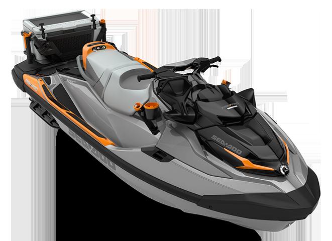 Can-Am FISHPRO TROPHY 170 gris-requin/orange-crush 2022