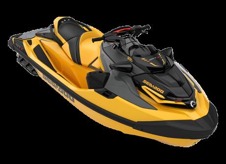 Sea-Doo RXT-X 300 jaune-millénium 2022