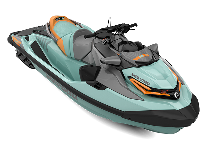 Can-Am Wake PRO 230 néo-menthe 2022
